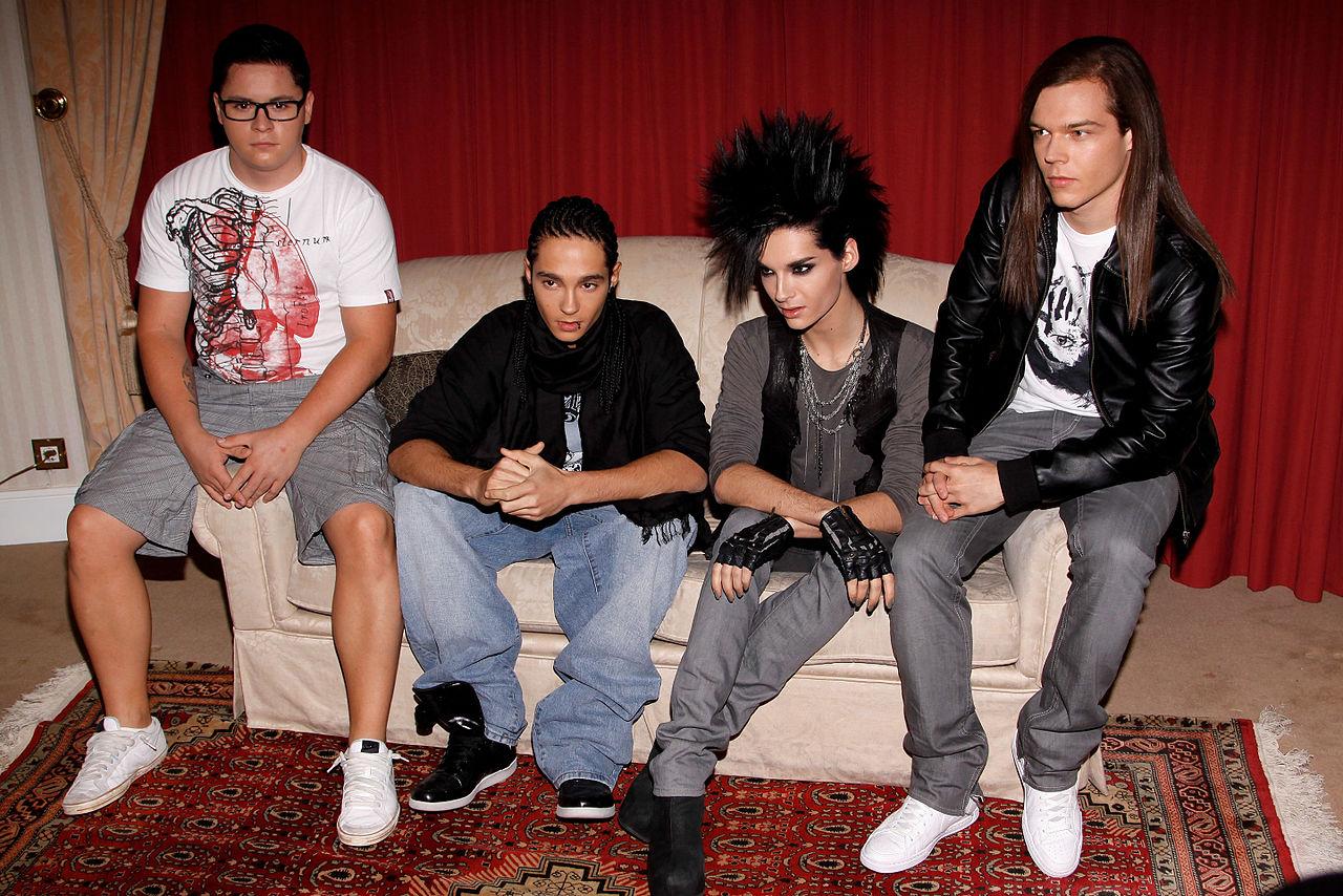 Tokio Hotel Band – Musikkoffer Sachsen Anhalt